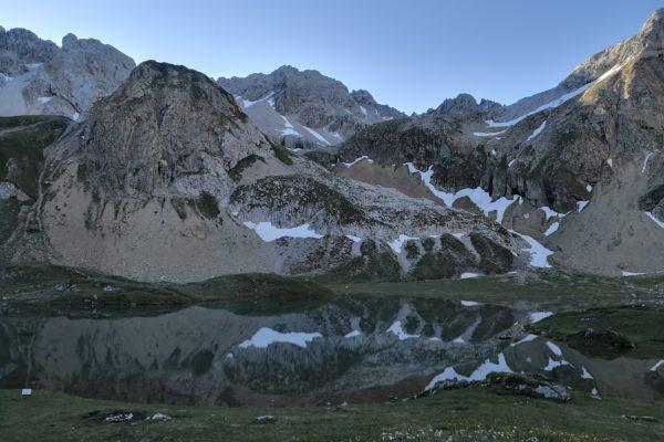 Etappe 3: Memminger Hütte – Venet Gipfelhütte
