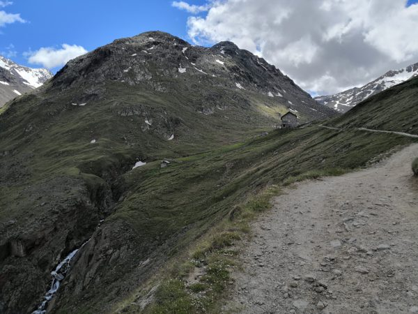 Etappe 5: Braunschweiger Hütte – Martin Busch Hütte