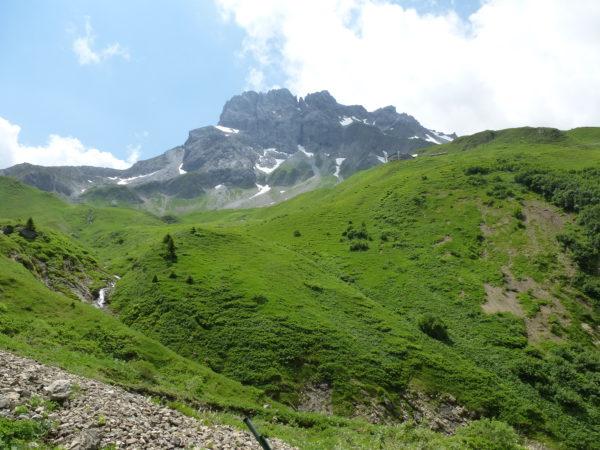 Etappe 1: Oberstdorf – Kemptner Hütte